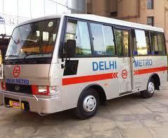 Delhi Metro Feeder Buses